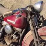 1948 Harley Davidson