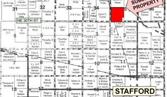 149 ACRES STAFFORD COUNTY LAND