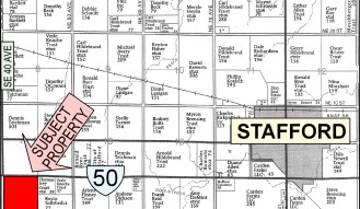 156 Acres Stafford County Land