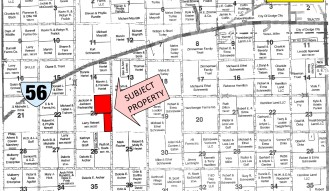 240 Acres Ford County Land