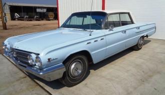 1962 Buick LeSabre – NO RESERVE!