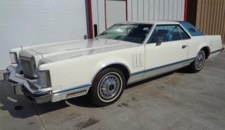1979 Lincoln Mark V – NO RESERVE!