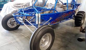 Jackson Sand Car