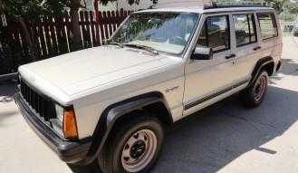 1995 Jeep Cherokee 4×4