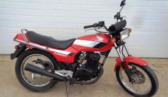 Honda CB125t 1 of 2