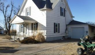 201 Wisconsin, Burdett, KS