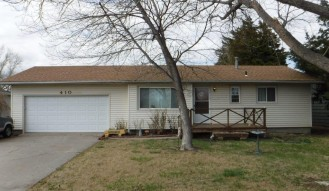 410 WEST 17TH, LARNED, KS