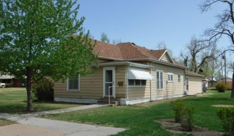 923 East 7th, Kinsley, KS