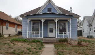 519 North Pine, Pratt, KS