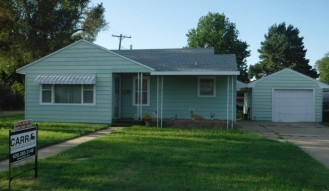 613 West 11th, Larned, KS
