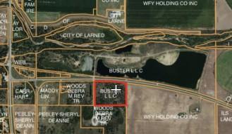 14.5 Acres Pawnee County Land