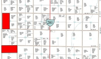 640 Acres Stafford County Land