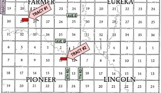 134 ACRES RICE COUNTY LAND