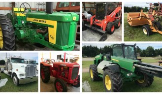 2-DAY FARM & SHOP CONSIGNMENT AUCTION