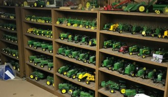2-Day Collector Toy Tractor Auction