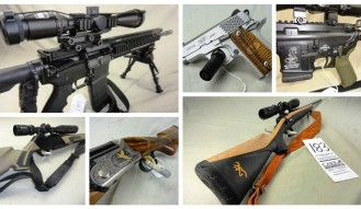 2-DAY FIREARMS, AMMO, RELOADING & MORE! **500+ GUNS**