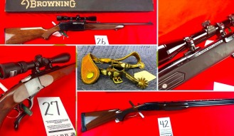 FIREARMS, AMMO, RELOADING & MORE!