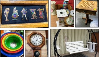Antique, Collectible & Household