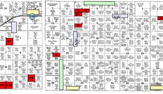 PAWNEE AND STAFFORD COUNTY LAND–(10) INDIVIDUAL TRACTS