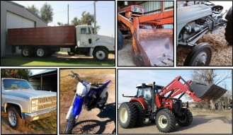 2-Day Fall Farm, Shop & Collector Farm Toy Consignment Auction