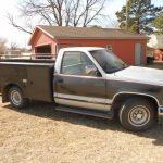 lot 16  1991 Chevy Silverado