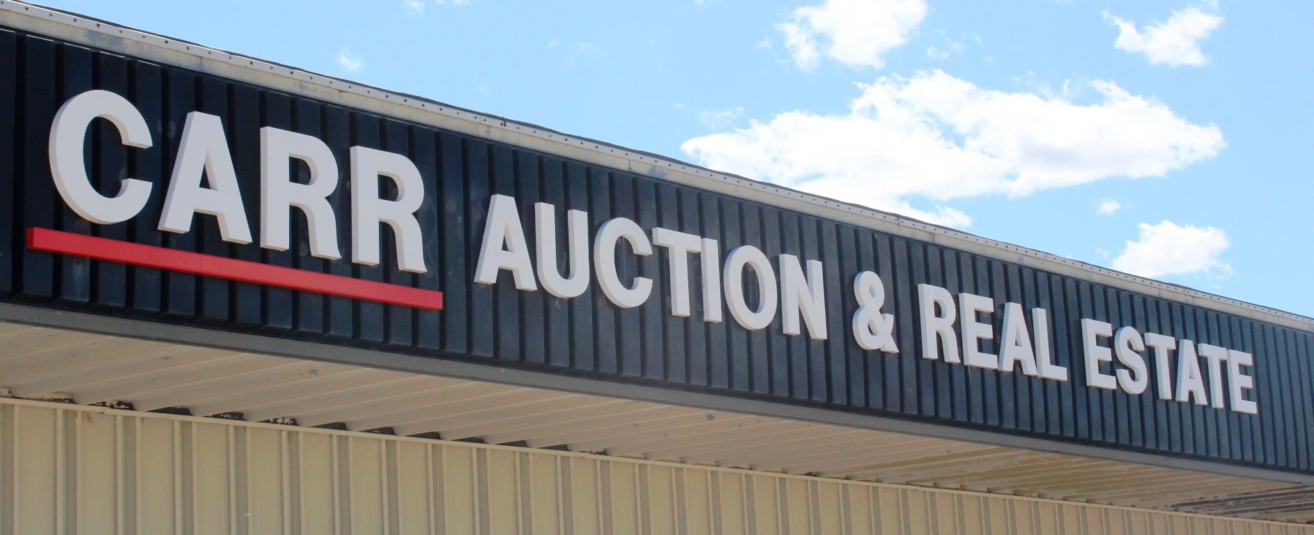 Upcoming Auctions - Carr Auction & Real Estate