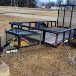 2015 CARRY ON TRAILER (LOT #3)