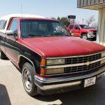 1990 Chevy Silverado - lot #35