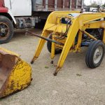 9n - Late Model Ford Tractor - Lot #41