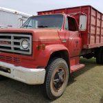 Lot 20--GMC 6500 V8, 44,699 Mi
