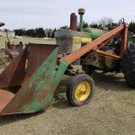 JD 720 LP Tractor (#42)