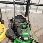 JD push mower - Lot #75 - As is