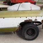 Lot #18 - Pickup bed trailer - 250 Gal. Tank