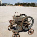 lot #73 - 6hp Fairbanks motor