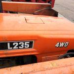 Kubota L235 4WD Tractor (#91)