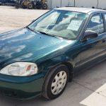 Lot #139 - 2000 Honda Civic