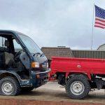 Lot #105- Suzuki Carry Trucks
